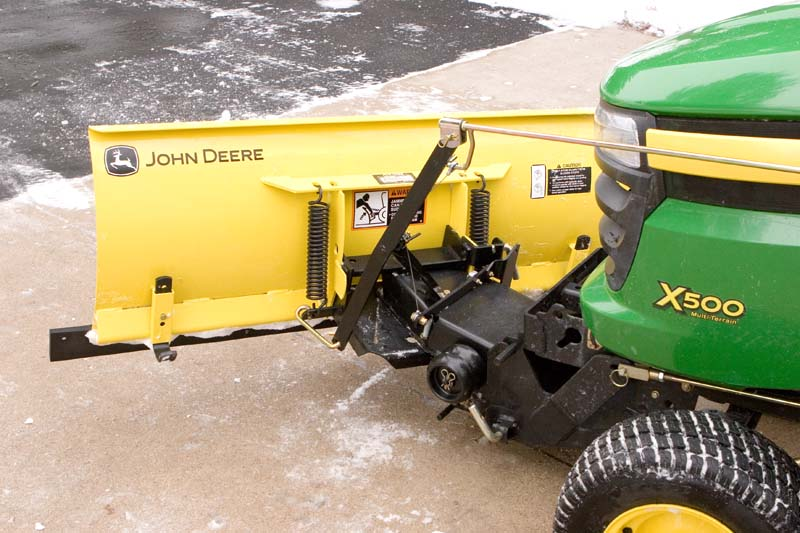 Adapter For Snow Blade Mytractorforum Com The