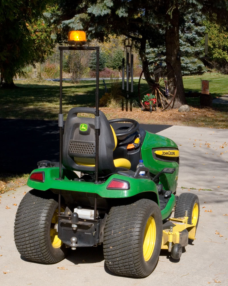 Tractor Seat Light : Rear warning light on mytractorforum the